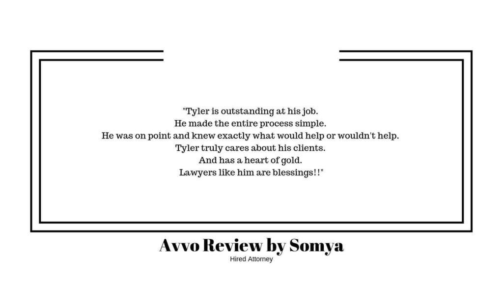 Tyler-Christians-Reviews-Avvo-Review-By-Somya-Body