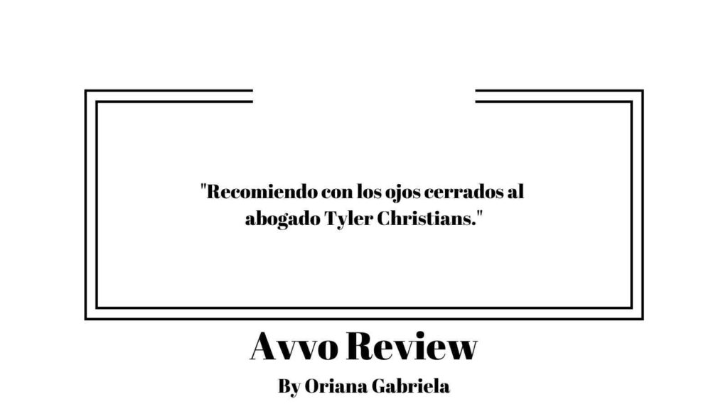 Christians-Law-PLLC-Avvo-Review-by-Oriana-Gabriela-Body